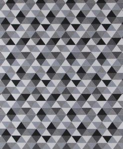 Stof Dubbeldoek combinatie 033 - Gordijnstoffen -  Decoratiestoffen
