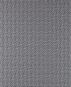Stof Dubbeldoek combinatie 035 - Gordijnstoffen -  Decoratiestoffen