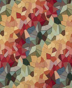 Stof Gobelin motief 158 - Decoratiestoffen -  Gordijnstoffen -  Meubelstoffen