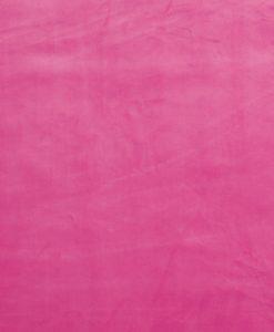 Stof Velvet Plain Roze 06 - Decoratiestoffen