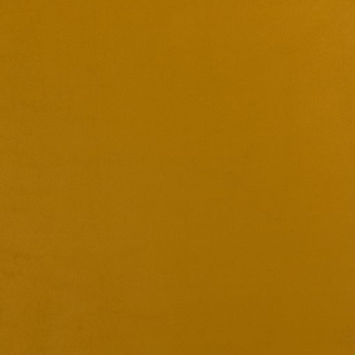 Stof Velvet Plain Goudgeel 24 - Decoratiestoffen