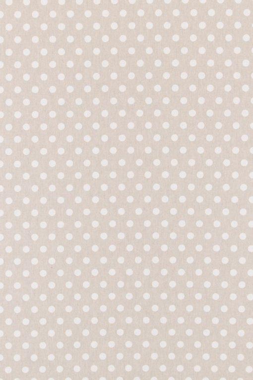 Stof Linnenlook motief 121 - Gordijnstoffen -  Decoratiestoffen