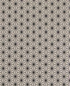 Stof Linnenlook Motief 154 - Gordijnstoffen -  Decoratiestoffen