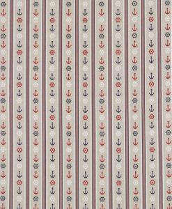 Stof Linnenlook combinatie 065 - Gordijnstoffen -  Decoratiestoffen