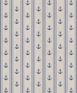 Stof Linnenlook Motief 009 - Gordijnstoffen -  Decoratiestoffen