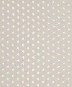 Stof Linnenlook Motief 028 - Gordijnstoffen -  Decoratiestoffen