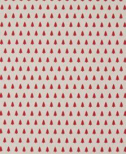 Stof Linnenlook Kerst 037 - Decoratiestoffen
