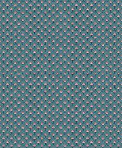 Stof Linnenlook Motief 004 - Gordijnstoffen -  Decoratiestoffen