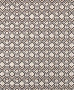 Stof Linnenlook Motief 202 - Gordijnstoffen -  Decoratiestoffen