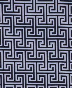 Stof Dubbeldoek combinatie 013 - Gordijnstoffen -  Decoratiestoffen