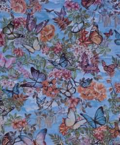 Stof Gobelin dieren 043 - Decoratiestoffen -  Gordijnstoffen -  Meubelstoffen