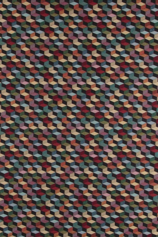 Stof Gobelin motief 118 - Decoratiestoffen -  Gordijnstoffen -  Meubelstoffen