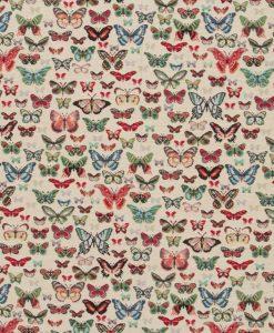 Stof Gobelin dieren 038 - Decoratiestoffen -  Gordijnstoffen -  Meubelstoffen
