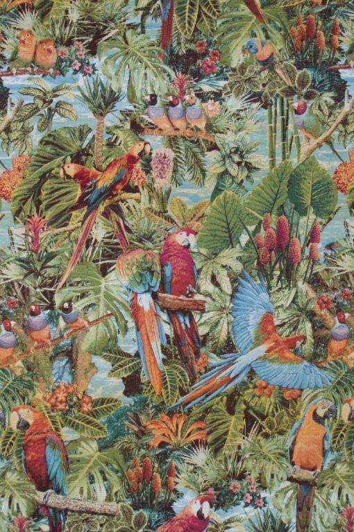 Stof Gobelin dieren 039 - Decoratiestoffen -  Gordijnstoffen -  Meubelstoffen