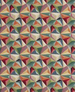 Stof Gobelin motief 072 - Decoratiestoffen -  Gordijnstoffen -  Meubelstoffen