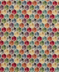 Stof Gobelin motief 132 - Decoratiestoffen -  Gordijnstoffen -  Meubelstoffen