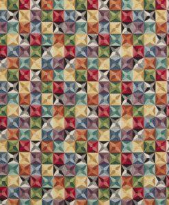 Stof Gobelin motief 136 - Decoratiestoffen -  Gordijnstoffen -  Meubelstoffen