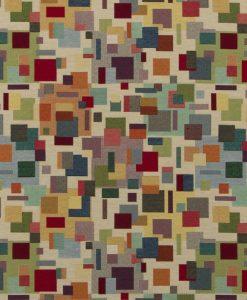 Stof Gobelin motief 079 - Decoratiestoffen -  Gordijnstoffen -  Meubelstoffen