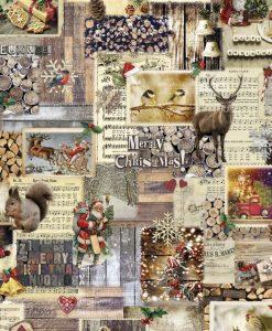 Stof Digitale Print 013 - Decoratiestoffen